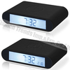 popular printing digital flip led clock, small low voltage led clock
