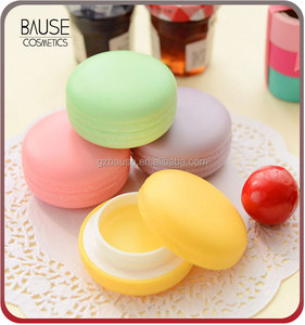 professional organic lip gloss cupcake lipgloss macarons shaped lip gloss