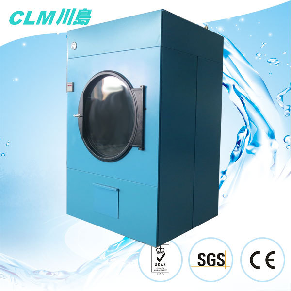 CLM fully automatic industrial drying machine for clothes, towels, fabric