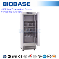 BDF-40V268 -40 degrees vertical type low temperature freezer/cryogenic freezer