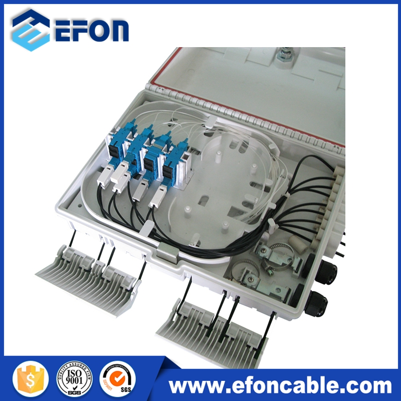 EFON-FDB-016B h308 Gpon nou waterproof hager 10 pair Fiber Optic Junction Box