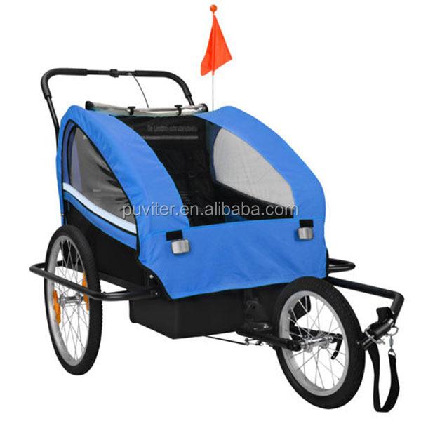 enfant v lo enfant remorque enfants b b poussette v lo poussette suspension jogger pousettes. Black Bedroom Furniture Sets. Home Design Ideas