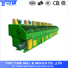 Buffing and Polishing Machine for Stainless Steel Pipes/tubes