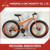 Fashion Aluminum Wheel Snow 21 Speed Bicycle Fat Tire Bikes