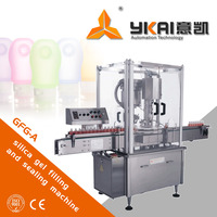 GFG-A Silica Gel Machine, Silica Gel Packaging Machine, Silica Gel Filling And Sealing Machine