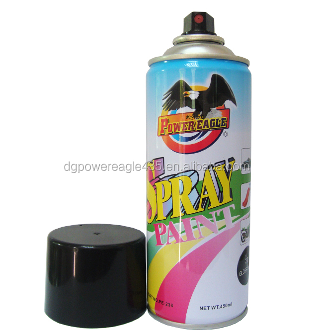 Fast Dry Acrylic Spray Paint Msds 450ml
