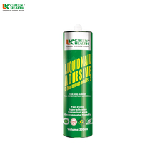 New Non-Toxic Cement Tile Liquid Nail Adhesive Glue