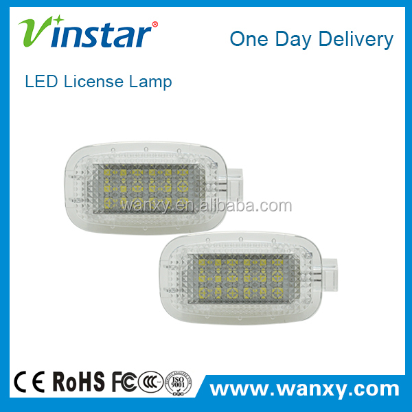 LED Courtesy Lamp Door Lights for Mercedes W204 W216 W217 W212 W221 W245 5D /Smart Fortwo 2D /C197 2D/X164 5D