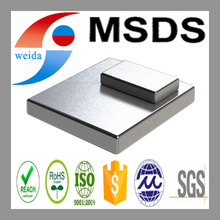 permanent block neodymium magnets for household