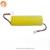 Rechargeable 22650 Lithium Ion Battery Led