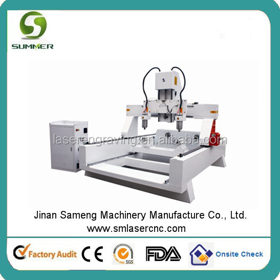 4 axis cnc machine/Large discount price!!! Wood cnc router machine/CNC Router 1325/router cnc for wood aluminum copper acrylic