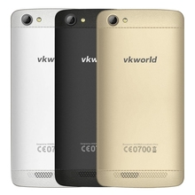 Cheap VKworld VK700 Max 3G mobile phone 5.0 inch Android 5.1 MTK6580A Quad Core OTG cell phone