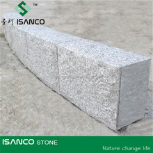 grey granite wall stone for construction decoration