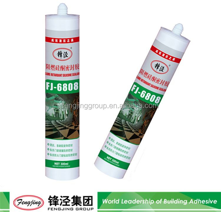 Newest sale super quality fire rated silicone sealant with good offer