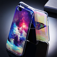 COOL 3D Custom Painting Blu Ray Case Phone Shinny Mobile Cover Soft TPU Case Phone For Iphone 6 6s case phone