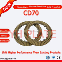 Top Brands Best Seller JH70 Clutch Plate, Factory Direct Sale CD70 Clutch Plate, Original Part Quality Motorcycle Spare Parts