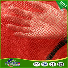 all recyclable material flat wire PP leno mesh bag