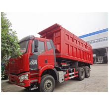 HOT SALE! China 6x4 20 ton faw j6p faw tipper lorry truck for sale