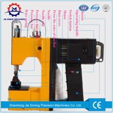Efficent portable sewing machine for woven bags band sealer machine