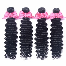 Best quality Wholesale Hair Weave Distributors Raw Unprocessed Deep Wave Virgin Brazilian Human Hair Extension