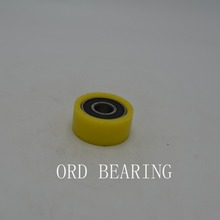 Best sale high quality made in China rubber coated ball bearing