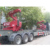 SINOTRUK Tri-axle 36T 40feet container side lifter semi trailer
