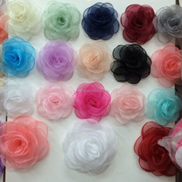 Fashion cheap artificial rose flower ornamennt heads wholesale flower factory
