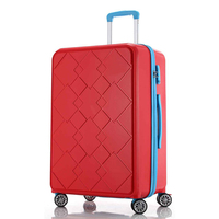 Women Fashion Pp Trolley Luggage Travel