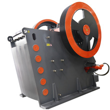 New System low investment single roller crusher
