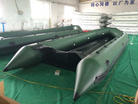 long Large cheap inflatable rescue boat for sale 7m -10m with CE!
