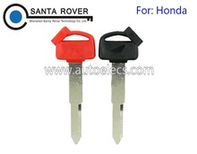 Motorcycle Transponder Key Blank For Honda Key Shell Forza 250 Silver Wing 400 600 With Magnetic