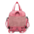 Muti-function Mommy Diaper Bag Backpack with Handle and Shoulder Strap