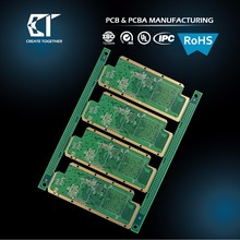 Taiwan Printed circuit board Customized Any layer HDI multilayer pcb