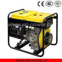 3kva 5kva air-cooled diesel generator price with durable frame