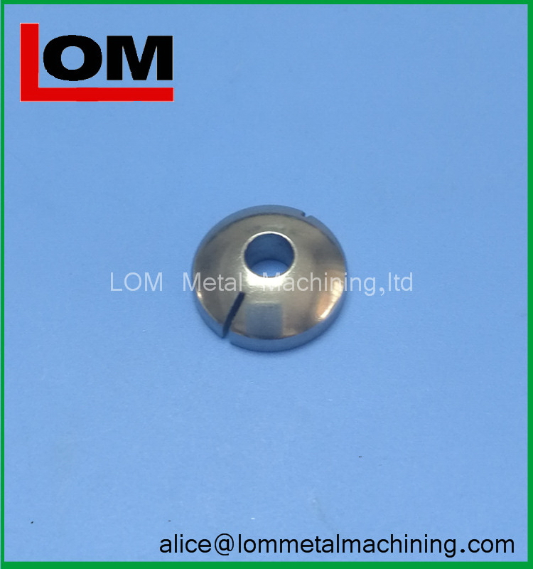 New style most popular stainless steel forged cnc spare parts