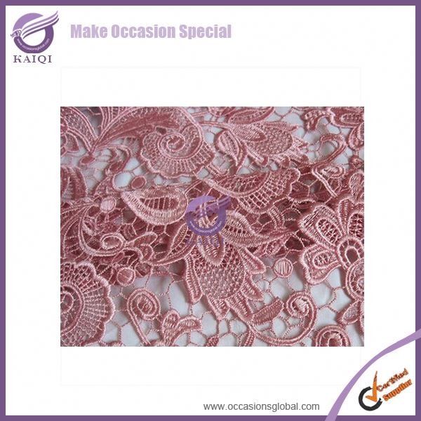 k2441 lace and lace fabric embroidery heavy lace fabric