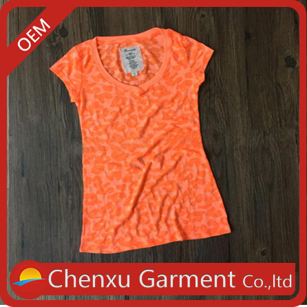 customised t shirts 50 cotton 50 polyester burnout t shirts wholesale high quality burnout t shirts wholesale round neck top tee