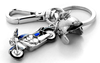 custom motorcycle key chain as promotional gifts