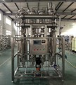 Chemical water distiller for Laboratory