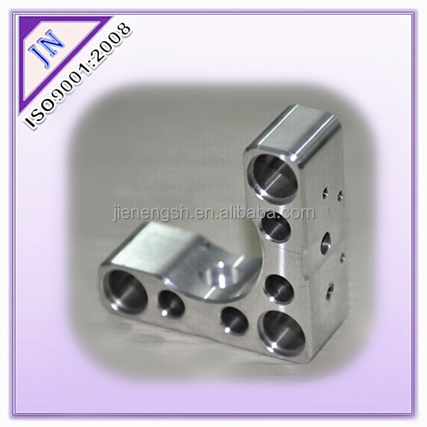 High precision aluminum car parts fabrication