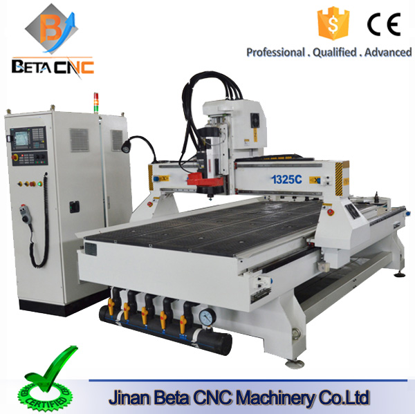discount price 1325 wood cnc router, cnc cutting bits machine price for wooden furniture