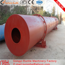 Large capacity sawdust rotary drum drying machine/biomass powder drier stove/air flow dryer