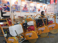 Petrol Engine Type Concrete Cutter CC120 Series For Sale
