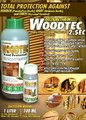 WOODTEC 25 protection against up 3 years . coat
