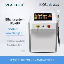 E light shr laser ipl machine hair removal