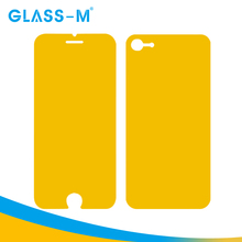 Hot Sale Front and Back Soft TPU Screen Protector for for iPhone 7