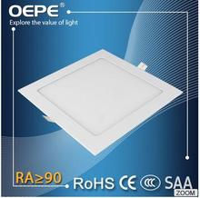18w Aluminum Alloy Lamp Body Material and Panel Lights Item Type led panel light