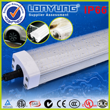 OEM & ODM IP66 LED out door light tri proof shock proof linkable led tube with TUV CE SAA ETL