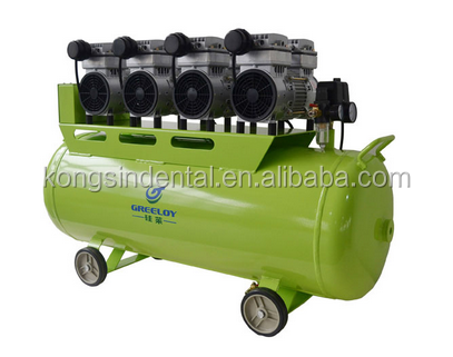 with high quality competive price air compressors oilless/noiseless air compressors