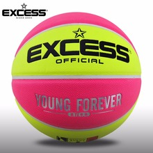 Factory basketball ball high quality size 7 wholesale custom made basketballs